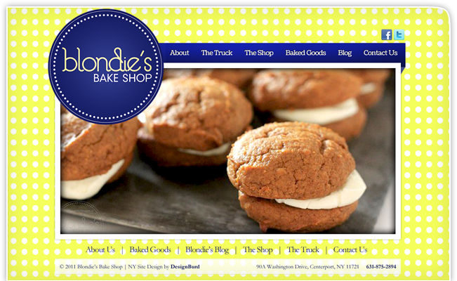 Blondies Bake Shop